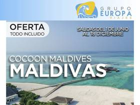 ESPECIAL MALDIVAS TODO INCLUIDO