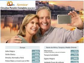 Circuitos Senior Pensión Completa +60