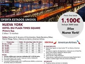 OFERTA NUEVA YORK!